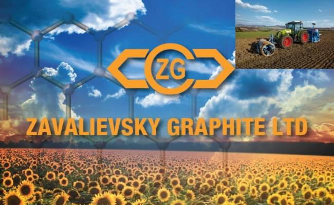 Все области Украины приступили к посевной. Наша компания предлагает графит для сеялок