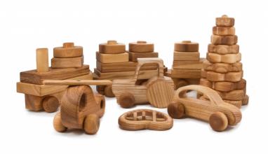 Дерев'яний розвиваючий центр купити можна у нас!