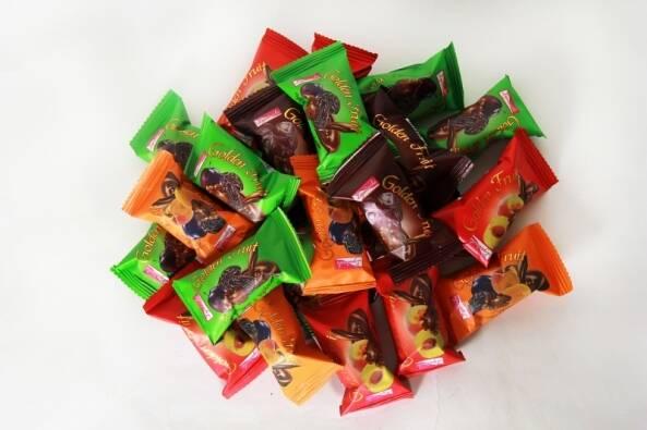 Українські цукерки з горіхами знову доступні європейському споживачеві!