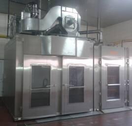 Коптильно-варочная термокамера Air (запатентованная технология в Европе) на украинском рынке