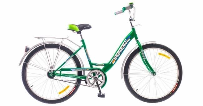 Пополнение новым арсеналом велосипедов