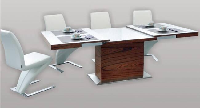Вперше на ринку України і лише у Mebelin's! Сучасні столи-трансформери SYNCHRONIC від Pro-Invest!