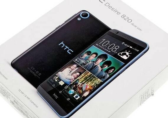 Price.ua опубликовал обзор смартфона HTC Desire 820