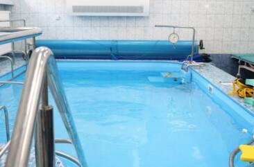 У Львівському військовому госпіталі відкрили унікальний басейн для реабілітації бійців АТО