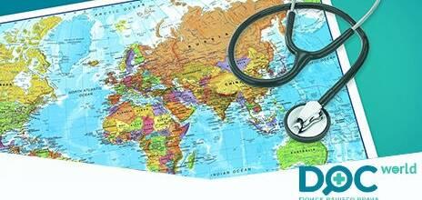 Доступное лечение за границей с новым сервисом World.doc.ua