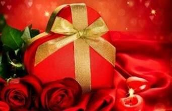 Святий Валентин дарує всім щастя