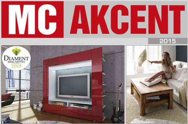 MC Akcent - відтепер у нас! Новинки 2015 року можна вже замовляти!