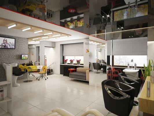 Дизайн Вашого салону краси може бути різним!