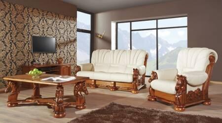 Нова колекція меблів від Meble Pyka! Крісла та дивани Mustang - живи розкішно!