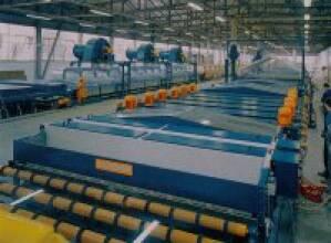 Запущено первое в Украине производство листового влагостойкого зеркала
