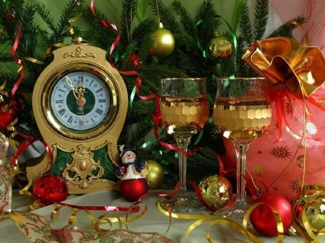 Щиросердно вітаємо всіх з Новим роком!