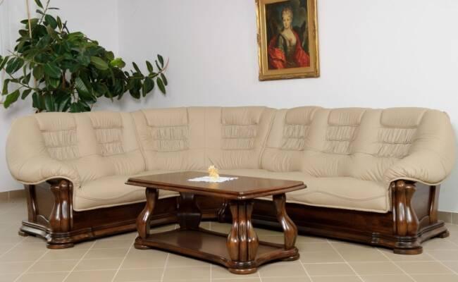 Новинки 2013-2014 года в мире мебели! Шикарные кожаные угловые диваны и кресла MAESTRO от фабрики HUP