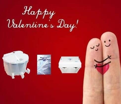 Знижка 5 % до Дня Святого Валентина
