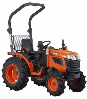 Особливості застосування міні-трактора в фермерському господарстві