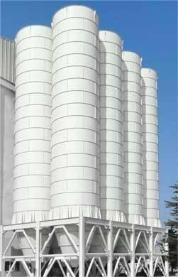 Силосы для хранения зерна в наличии в нашей компании!