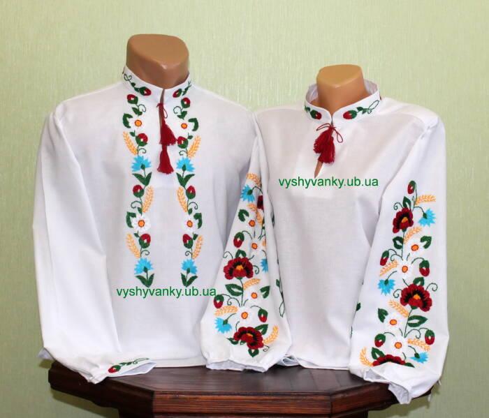 Парні сорочки (фото)