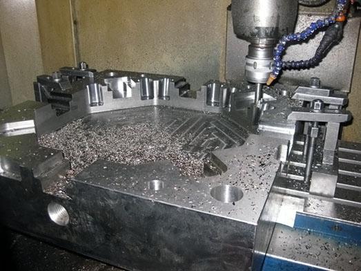 Как сделать прессформу для литья пластмасс